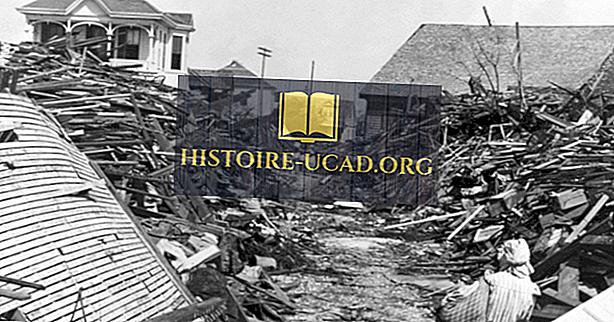 Co bylo nejsilnějším hurikánem v americké historii?