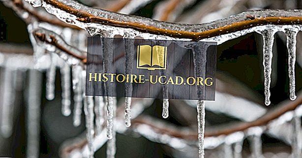 Худшие бури всех времен - Ледяная метель 1998 года