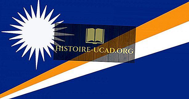 マーシャル諸島の国旗の色と記号はどういう意味ですか?