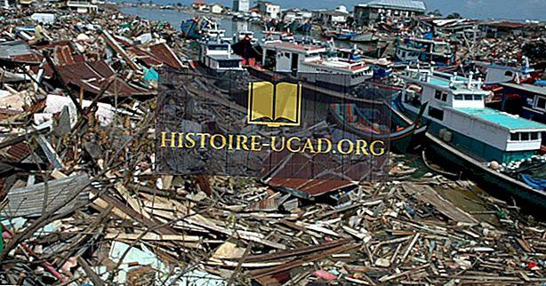 Каким было цунами в Индийском океане в 2004 году?
