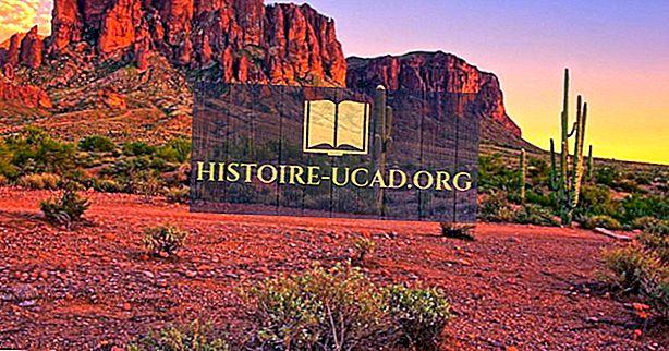 Az Arizona etnikai összetétele