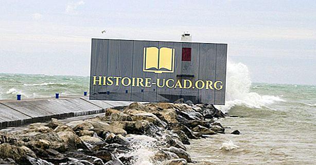 Qu'est-ce qu'un tsunami au lac?