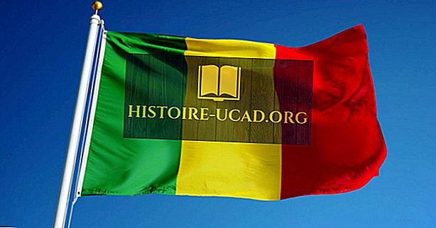 Što znače boje i simboli zastave Malija?