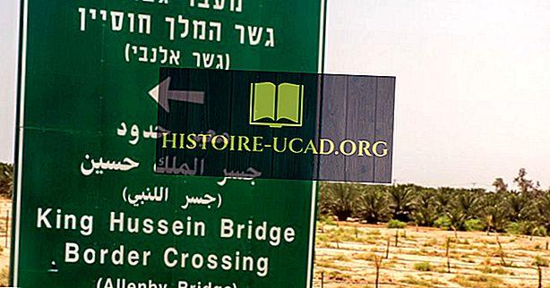 أي الدول الحدود الأردنية؟