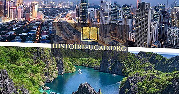 10 fatos interessantes sobre as Filipinas