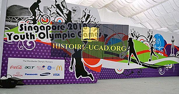 Kaj in kdaj so mladinske olimpijske igre?