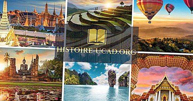 10 zanimljivih činjenica o Tajlandu