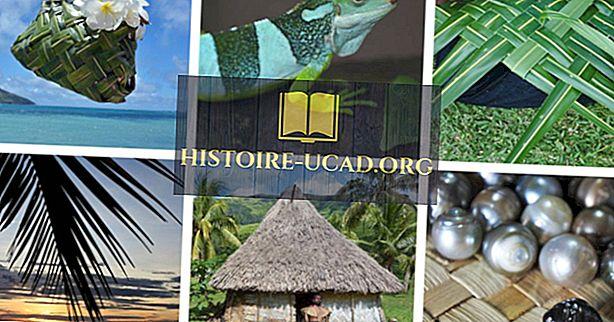 10 Érdekes tények Fidzsi-szigetekről