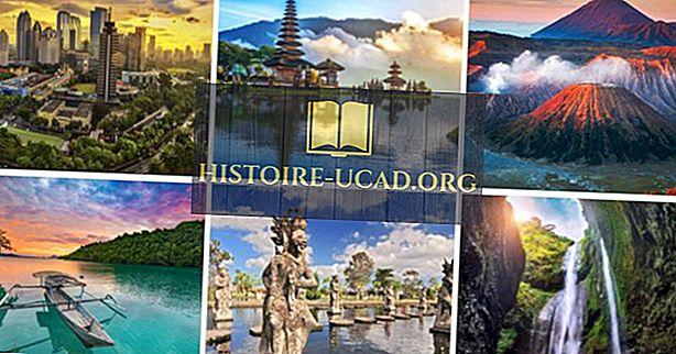 10 интересных фактов о Индонезии
