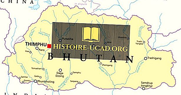 Kuras valstis robežojas ar Butānu?