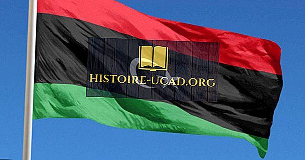 लीबिया के ध्वज के रंगों और प्रतीकों का क्या मतलब है?