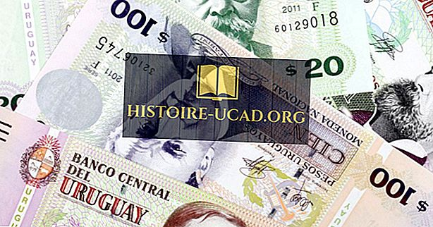 Vad är valutan i Uruguay?