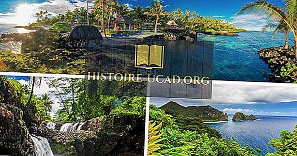 Восточно-зеленый остров в Тихом океане - Самоа - PlacesAdvisor | 322x614