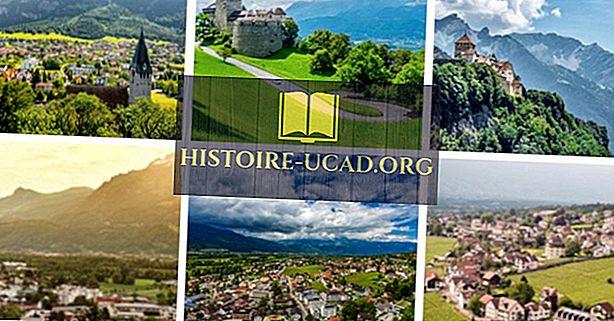 Ciekawe informacje o Liechtensteinie