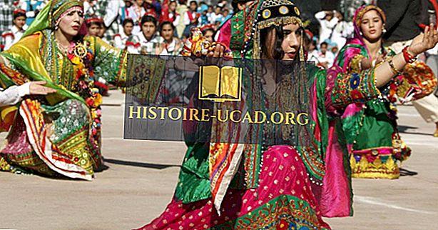Pákistánská kultura, zvyky a tradice