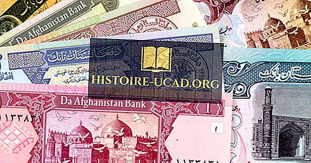 Что такое валюта Афганистана?