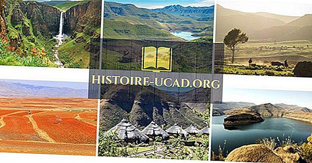 Interessante Fakten über Lesotho