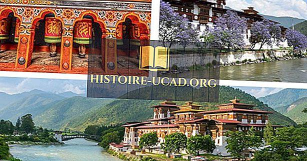 Ενδιαφέροντα γεγονότα για το Μπουτάν