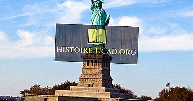 Яка країна дала Америці статую свободи?