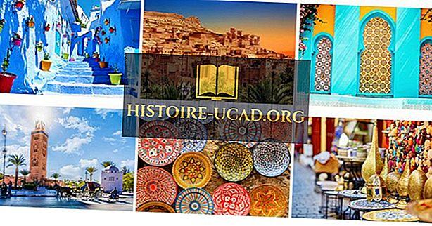 10 Fakta Menarik Tentang Maroko