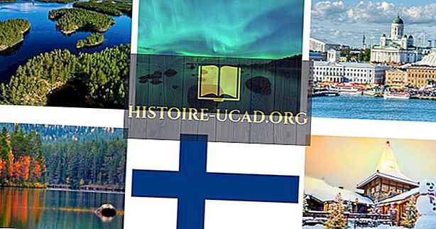 Top 10 interesujących faktów o Finlandii