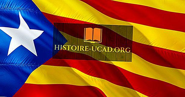 Je Katalánsko A krajina?