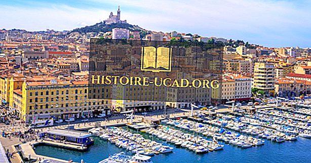 Kas yra seniausias miestas Prancūzijoje?