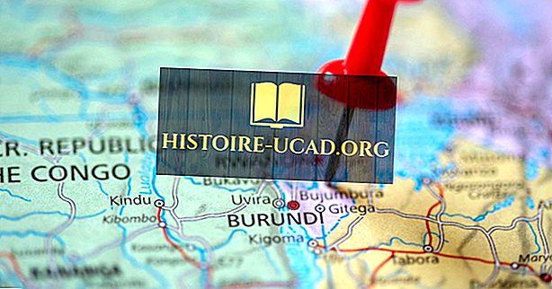 Какви държави граничат с Бурунди?