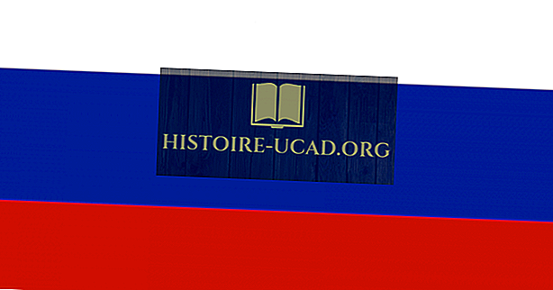 Co znamenají barvy a symboly vlajky Ruska?
