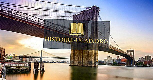 ブルックリン橋はいつ建設されましたか?