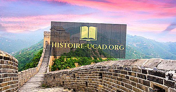 Bilakah Tembok Besar China Dibina?