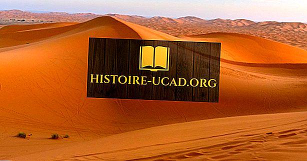 Hvor gammel er Sahara-ørkenen?
