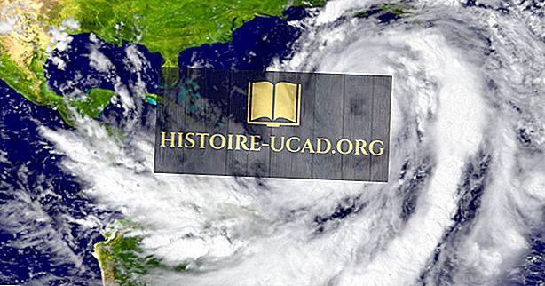 Gdje se nalazi Hurricane Alley?