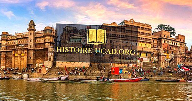 Священные города индуизма
