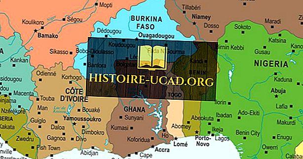 Hvilke Lande Graenser Togo Histoire Ucad Org