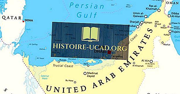 Katere države mejijo Združeni arabski emirati?