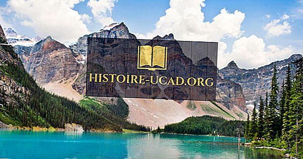 Di mana Pegunungan Rocky Mulai Dan Berakhir?