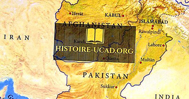 Welche Länder sind durch die Durand-Linie getrennt?
