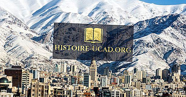 ¿Cuál es la ciudad capital de Irán?