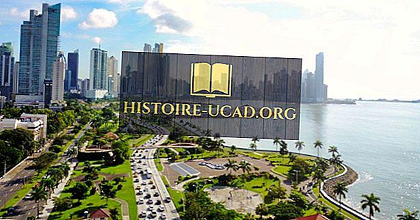 Hva er hovedstaden i Panama?