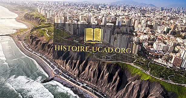 Quelle est la capitale du Pérou?