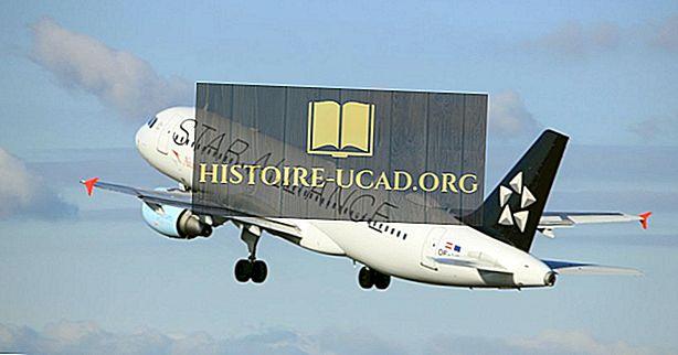 Které letecké společnosti jsou součástí Star Alliance?
