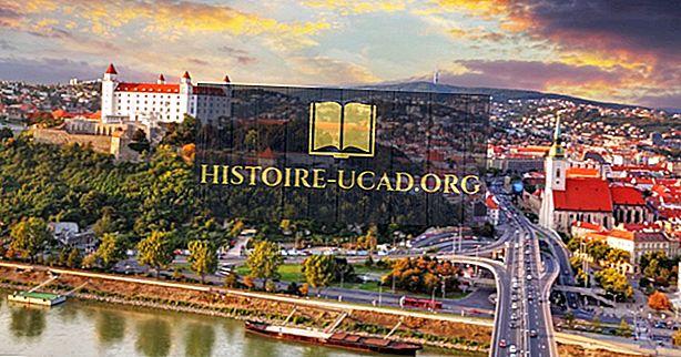 슬로바키아의 수도는 무엇입니까?