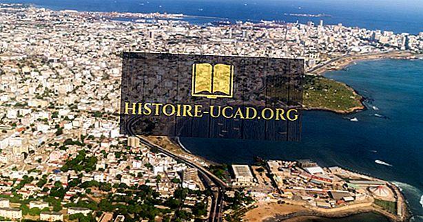 Kas ir Senegālas galvaspilsēta?