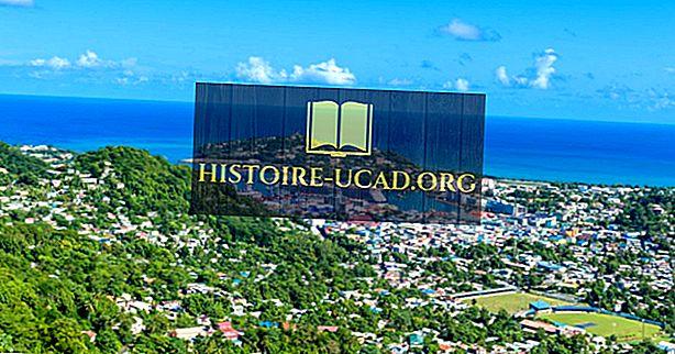 Was ist die Hauptstadt von St. Lucia?