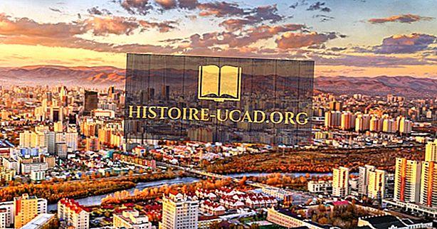Quelle est la capitale de la Mongolie?