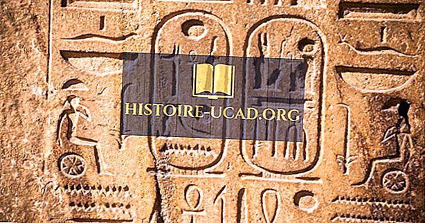 Milliseid keeli anti vanas Egiptuses?
