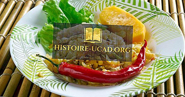 Что такое национальное блюдо Ямайки?