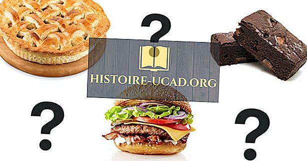 Apakah Hidangan Nasional AS?