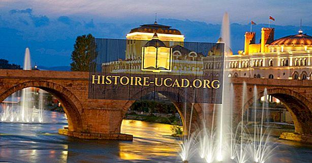 Mi az a főváros Macedóniában?